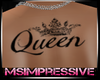Queen Back Tattoo