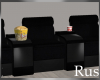 Rus Theatre Chairs