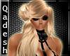 !Q! Katina Wild Blond