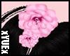 *Y* Hair Flower Pink
