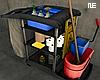 ϟ Cleaning Cart