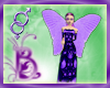 Bou Purple Bird Wings