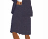 [LSB] Suit Skirt (Navy)