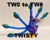 Twisty (Euro) D&B