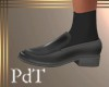 PdT Loafer Charcoal SoxM