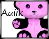Pink Bear Seat