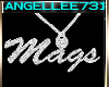 MAGS NAME CHAIN -HERS