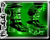 (Toxic Evil Raver Boots)