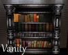 Country Winter Bookshelv
