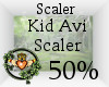 Kid Avi Scaler 50%