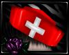 [C] Nurse Hat | Red