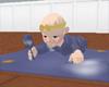 ® Animated Baby
