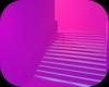Neon Stairway
