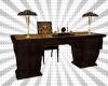 Speakeasy desk