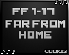 ♪C♪ Far From Home