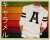 !K AnF Sweater:WHITE ♂