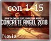 Concrete Angel/Remix