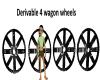 SM 4 Wagon Wheel derv