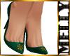 ~M~ Snow Queen Heels