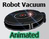 Robot Vacuum Anim. Black