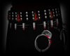 Bloody Goth Belt