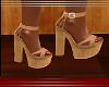 chunky summer heel