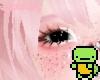 P. My eyes ♡