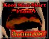 Kool Mini-Skirt Flame