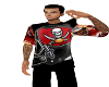 men shirt buccaneers+TRG
