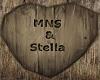 Stella & MNS Tree Stump