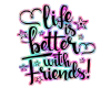 Rainbow Friends Cutout