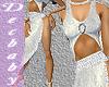 DB Sinful Dress Silver
