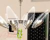ID: Noir chandelier