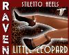 LITTLE LEOPARD HEELS!