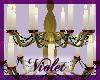 (V) Royal chandelier