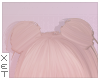 ✘ add-on buns pink