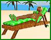 U.S.G. Beach Recliner