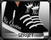 D| His Queen Kicks B