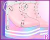 K|ColorfulPlatformBoots