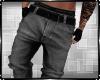 Grey Saggy Pants