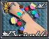 (BFD) CupCake Bracelet L