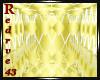 Neon Gold Vertical Room