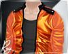 Orange Celebrity Jacket
