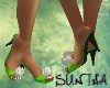 )S( TinkerBell Shoes
