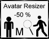 Avatar Resizer -50% M