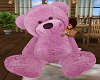 Large Kids Bear Pink