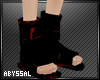 + Bloody Ninja Sandals +