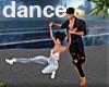 T- Latino Dance Couple