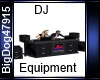 [BD] DJ Equipment