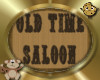 Tiny Old Time saloon